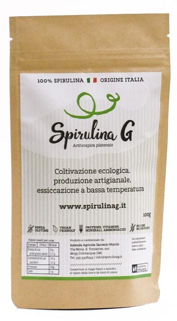 Acquista online la Spirulina G